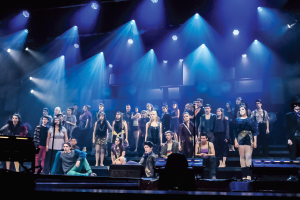 led lighting show choir productions magazine