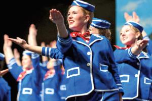 show choir bras productions magazine