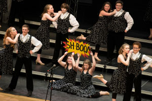 Auditoriums and show choir productions show choir magazine