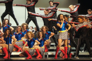 show choir costuming details productions magazine